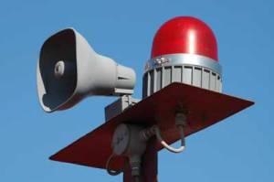 airraid siren