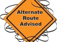 alternate route