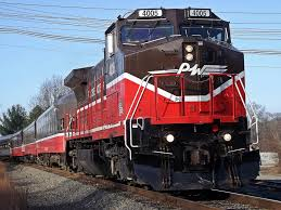 providence worcester train