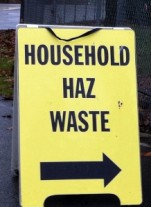 hazardous waste day