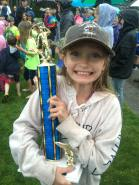 Lilly Mosher - First Place Trout