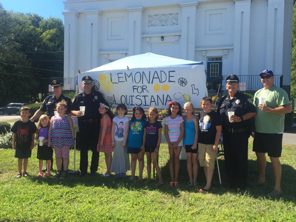 Lemonade for Louisiana